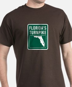 Florida Turnpike, Florida T-Shirt