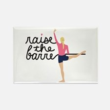 Raise The Barre Magnets