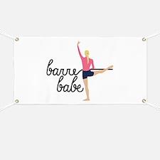 Barre Babe Banner