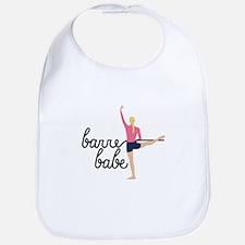 Barre Babe Bib