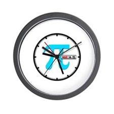 Ultimate Pi Day 2015 Clock Wall Clock