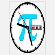 Ultimate Pi Day 2015 Clock