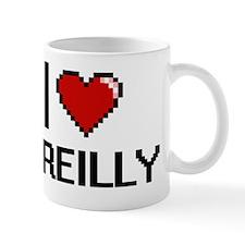 I Love O'Reilly Mug