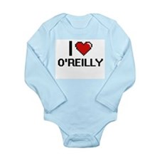 I Love O'Reilly Body Suit
