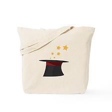 Magic Tophat Tote Bag