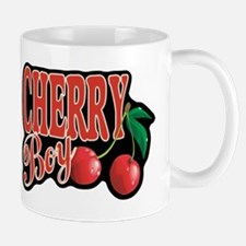 Cherry Boy Mug
