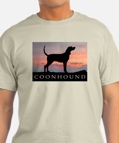 Sunset Coonhound T-Shirt