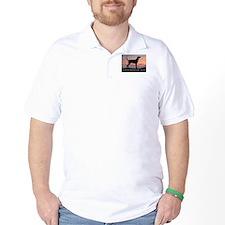 Sunset Coonhound T-Shirt
