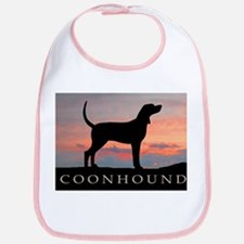 Sunset Coonhound Bib