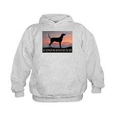 Sunset Coonhound Hoodie