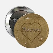 "Hector Beach Love 2.25"" Button (10 pack)"