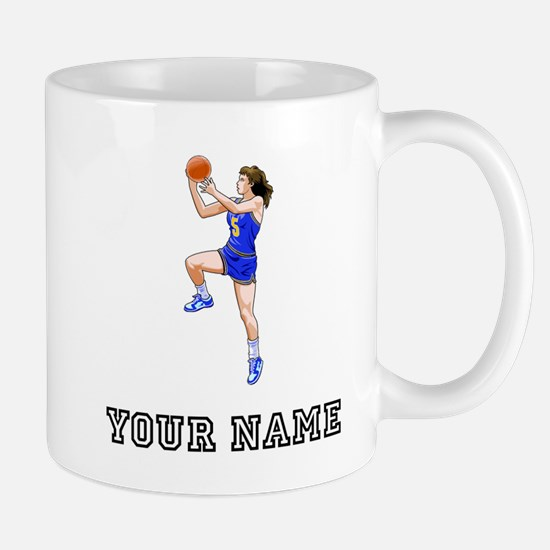 Basketball Layup Mugs