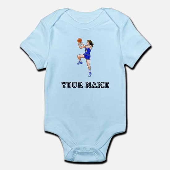 Basketball Layup Body Suit
