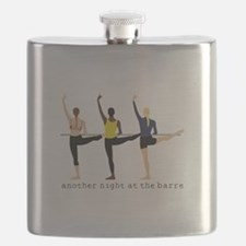 Night At The Barre Flask