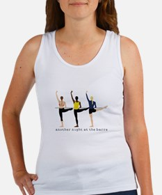 Night At The Barre Tank Top