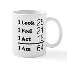 I Am 64 Mugs