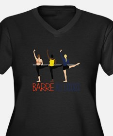 Barre All Excuses Plus Size T-Shirt