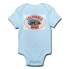 California Woody Infant Creeper