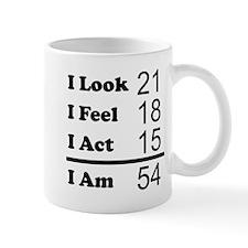I Am 54 Mugs