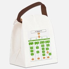 Argue Like a Lawyer Canvas Lunch Bag