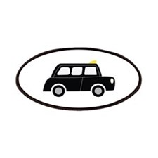 Black Taxi Patch