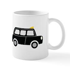Black Taxi Mugs