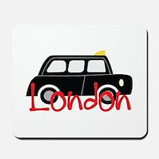 London 2 Mousepad
