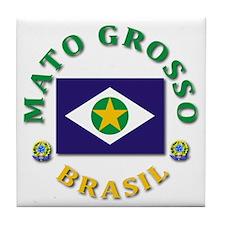 Mato Grosso Tile Coaster