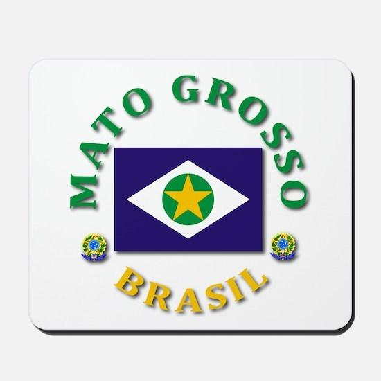 Mato Grosso Mousepad