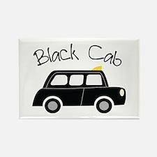 Black Cab Magnets