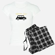 Where To? Pajamas