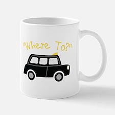 Where To? Mugs