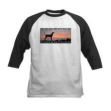 Redbone Coonhound Sunset Tee