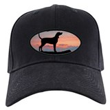 Coonhound Baseball Cap with Patch