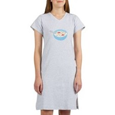 Cereal Bowl Women's Nightshirt