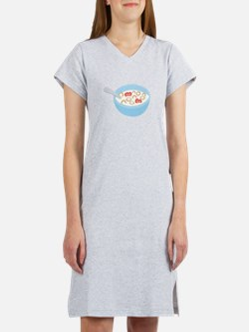 Cereal Bowl Women's Nightshirt