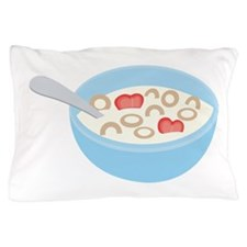 Cereal Bowl Pillow Case