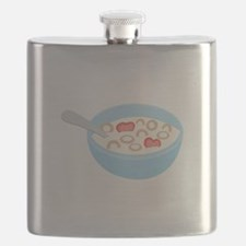 Cereal Bowl Flask