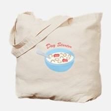 Day Starter Tote Bag
