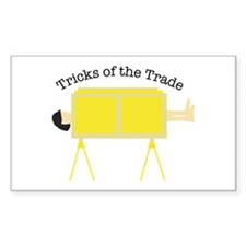 Tricks Of Trade Decal