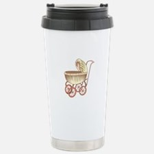 OLD BABY CARRIAGE Travel Mug