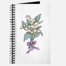 WINTER SNOWBELL FLOWERS Journal