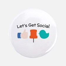 Let's Get Social Button