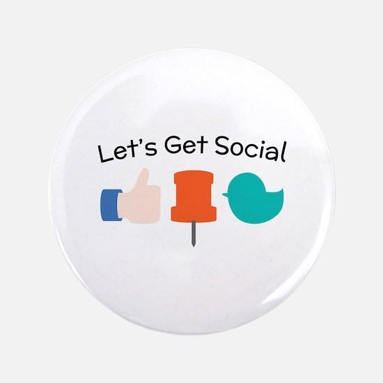 Let's Get Social Button