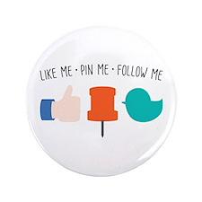 Like Me Pin Me Follow Me Button