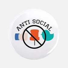Anti Social Button