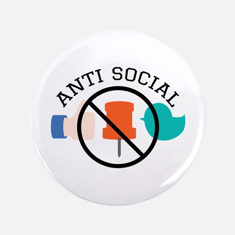 Anti Social Button