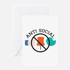 Anti Social Greeting Cards