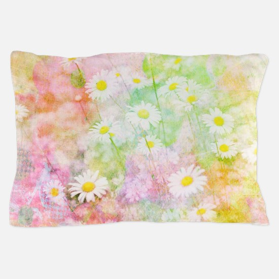Daisy field Pillow Case