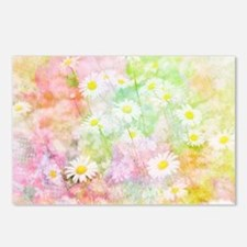 Daisy field Postcards (Package of 8)